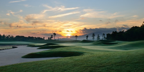 fgt的加盟球场石岛高尔夫度假村阿里郎球场也首次